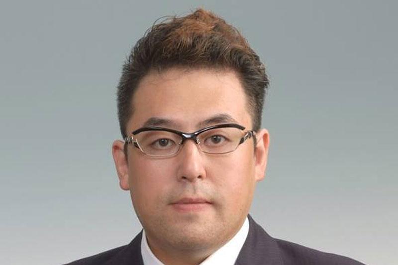 第57代理事長梶川剛